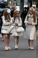 Three Harajuku Princesses
