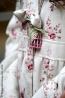 Sharon's Birdcage Necklace