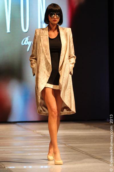 Faces Vancouver Fashion Show